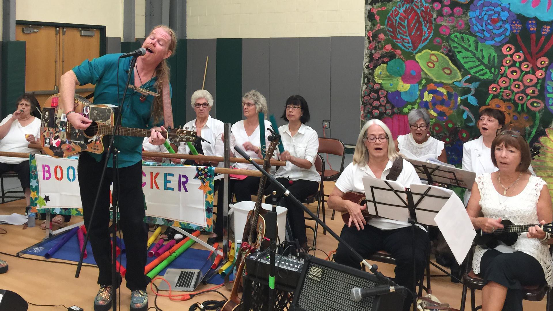 Senior Music for Wellness September 2018