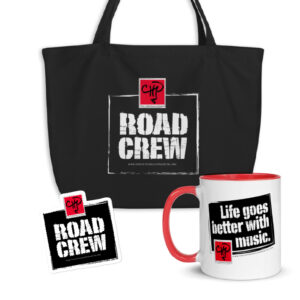 CHP Road Crew Gift Trio